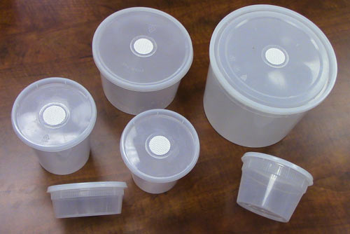New! Tissue Culture Containers