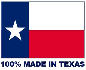 100% Made In Texas
